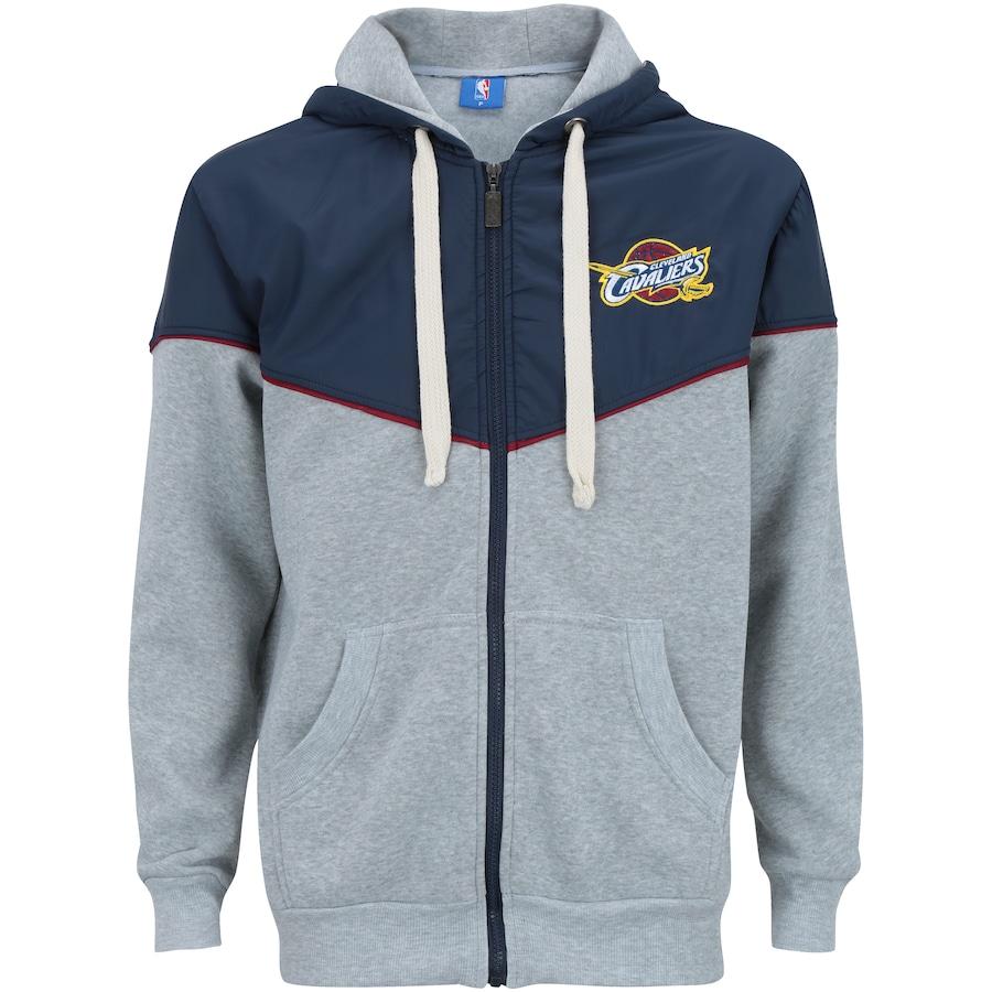 Jaqueta com Capuz NBA Cleveland Cavaliers - Masculina 397ea49a3be12