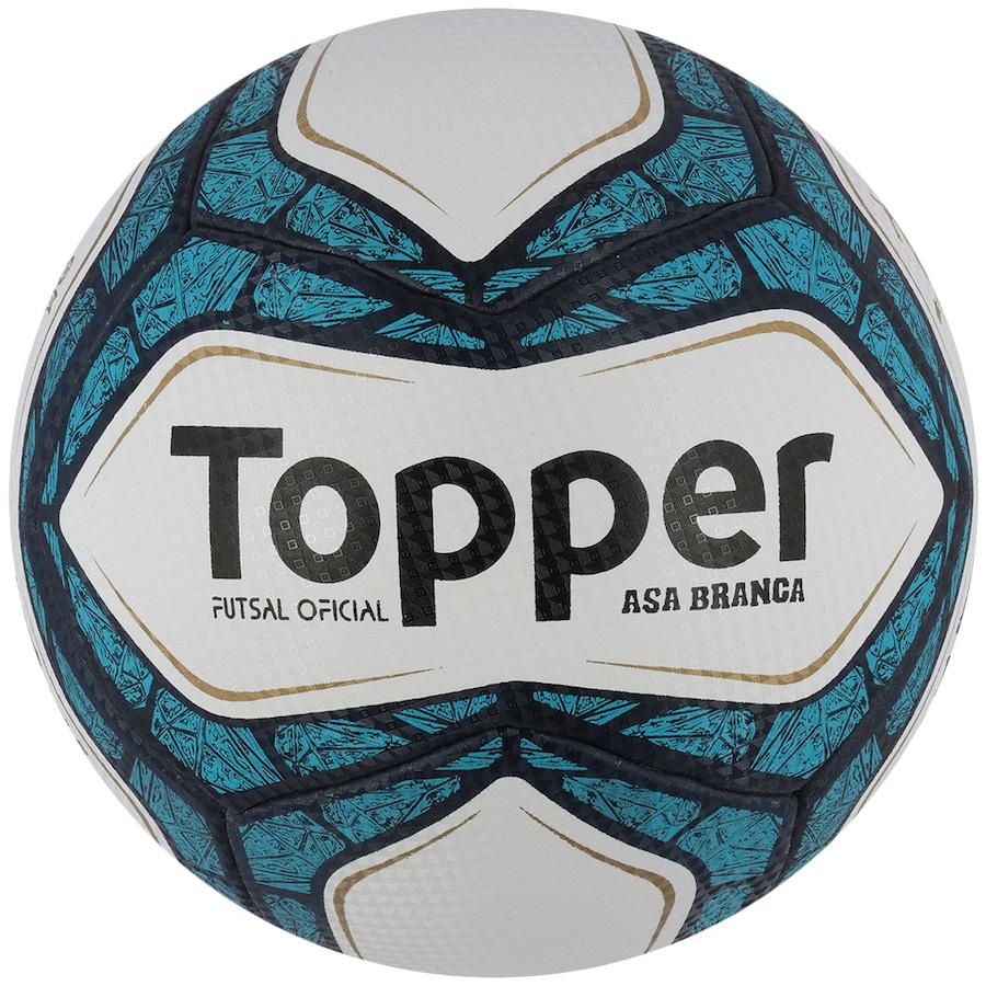 0bb0dd7168f1f Bola de Futsal Topper Asa Branca