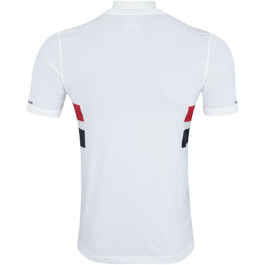 Camisa do São Paulo I 2017 Under Armour - Masculina 3508612fbf517