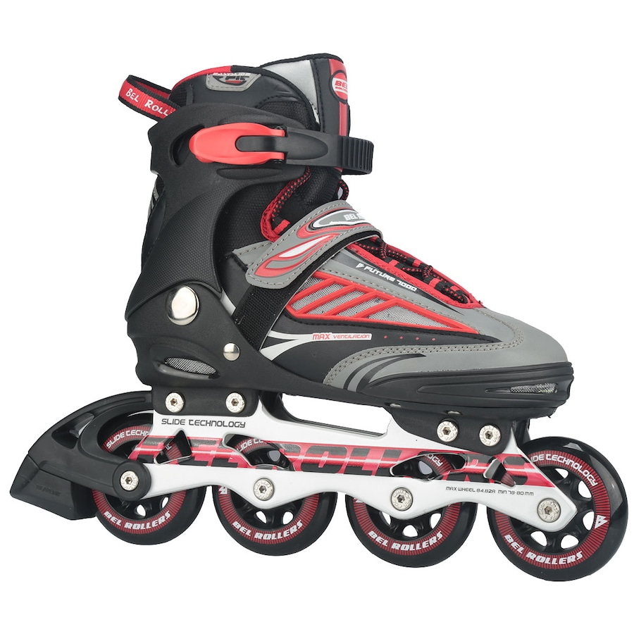 15d8d181ce6 Patins Bel Fix Rollers Future 7000 - In Line - Fitness