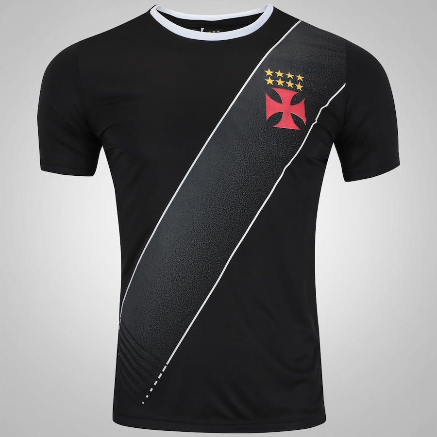 Camiseta do Vasco da Gama Block - Masculina 983d2e9394acc