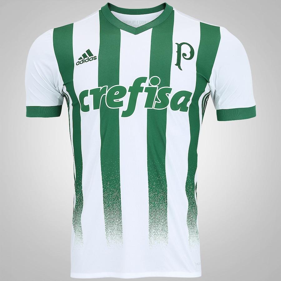 Camisa do Palmeiras II 2017 adidas - Masculina bf344fb4fb966