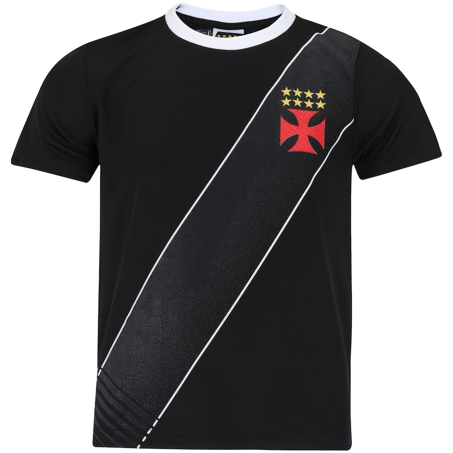 70f93adff4 Camiseta do Vasco da Gama Block - Infantil