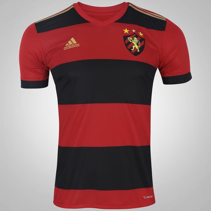 1e80c61f6c2f4 Camisa do Sport Recife I 2017 adidas - Masculina
