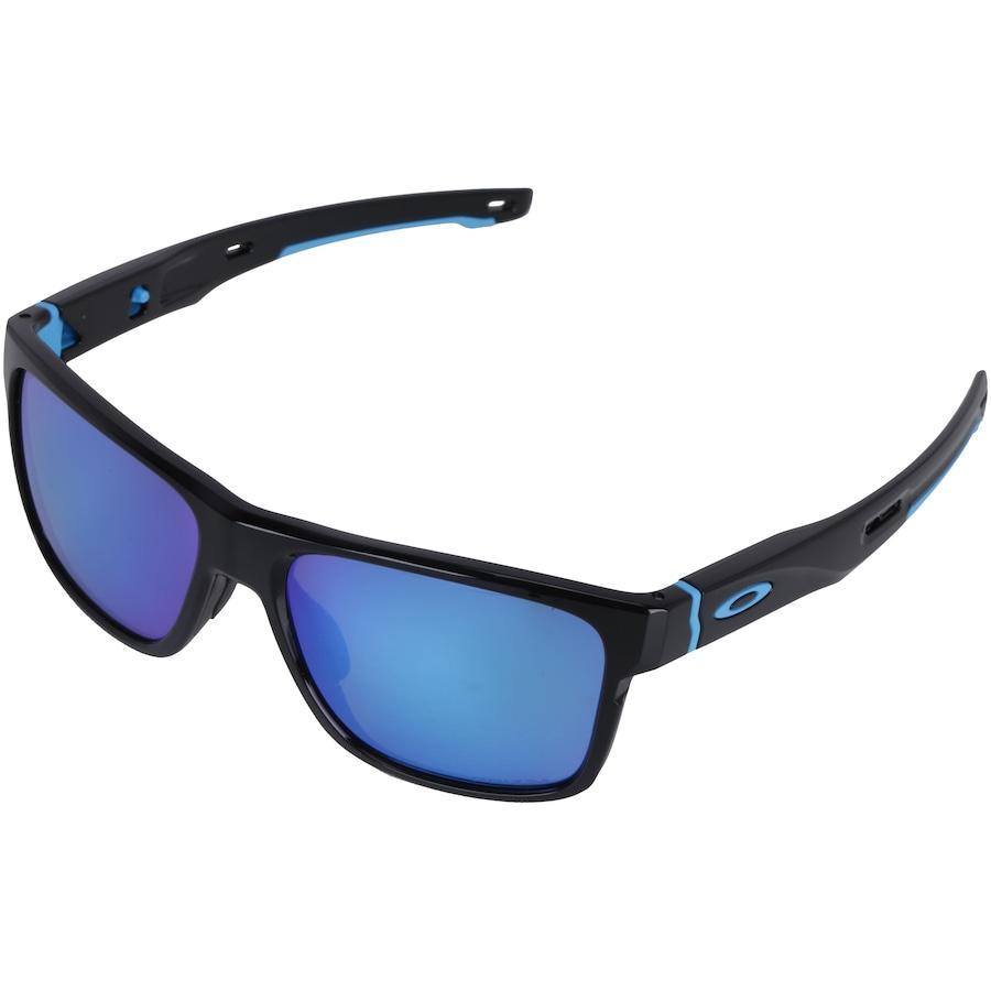 b69a796b8e049 Óculos de Sol Oakley Crossrange Prizm - Unissex