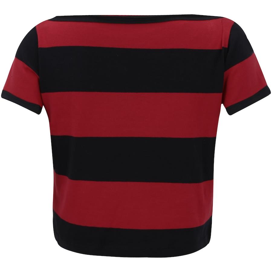 ... Blusa Cropped do Flamengo Vibe - Feminina ... 0675752c74925