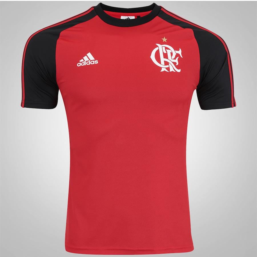 b9a6cb9a16 Camisa do Flamengo I 2017 adidas - Torcedor