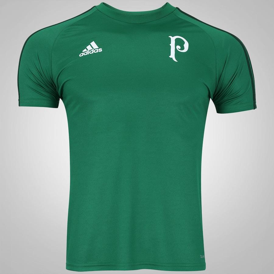 7d8a6b1eb456d Camisa de Treino do Palmeiras 2017 adidas - Masculina