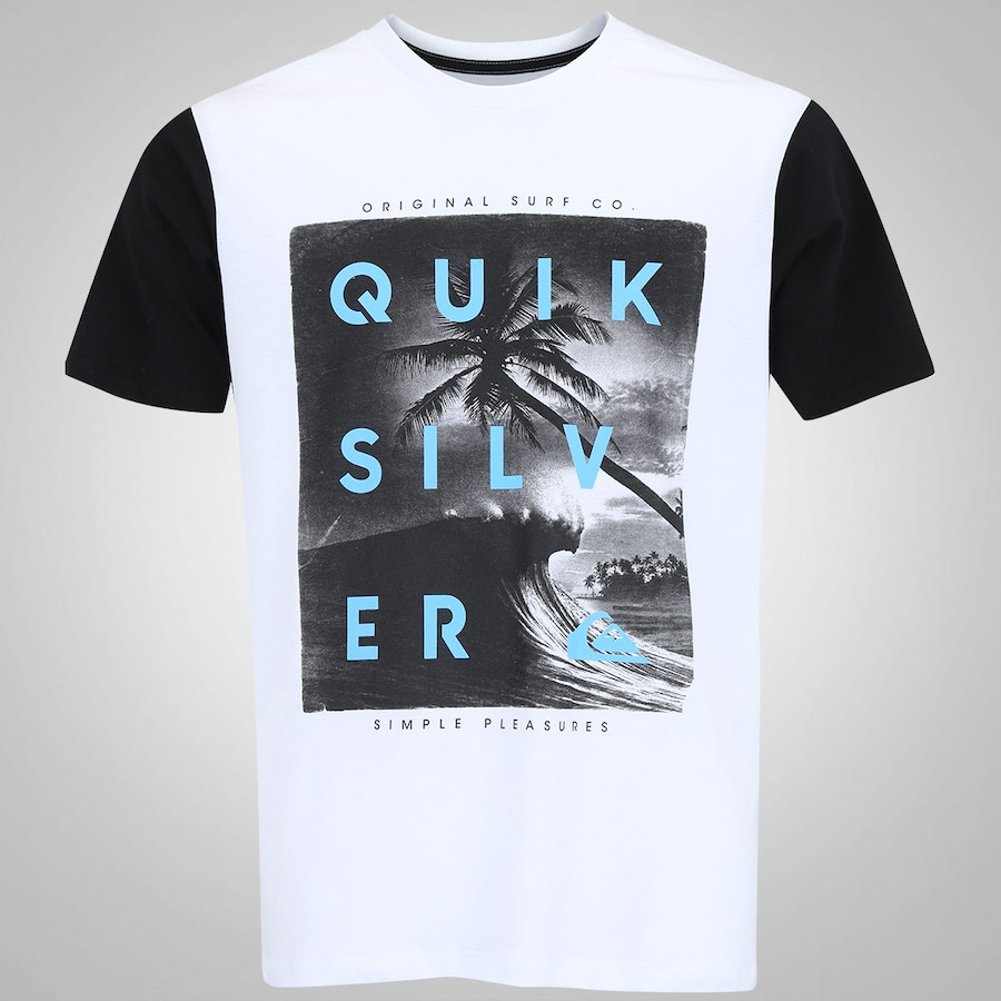 Camiseta Quiksilver Outer Reef - Masculina 7af37116eed