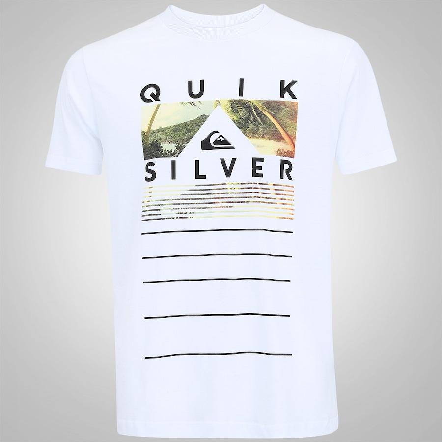 Camiseta Quiksilver Good Times - Masculina b91d2d14ee05