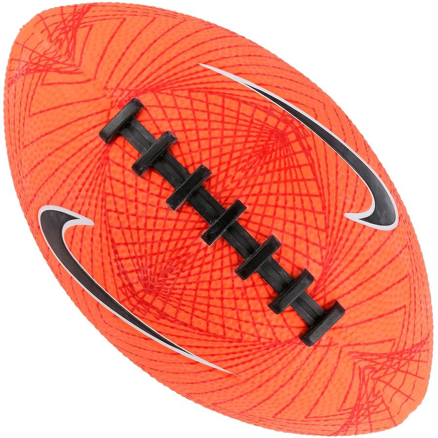 Minibola de Futebol Americano Nike 500 4.0 FB 5 Swoosh 6afc185bee9e0