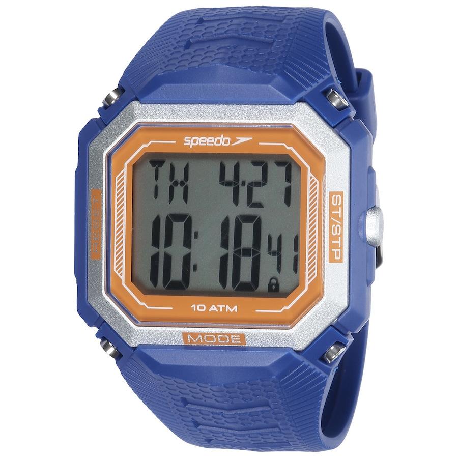 87a1e53b569 Relógio Digital Speedo 80602G0 - Unissex