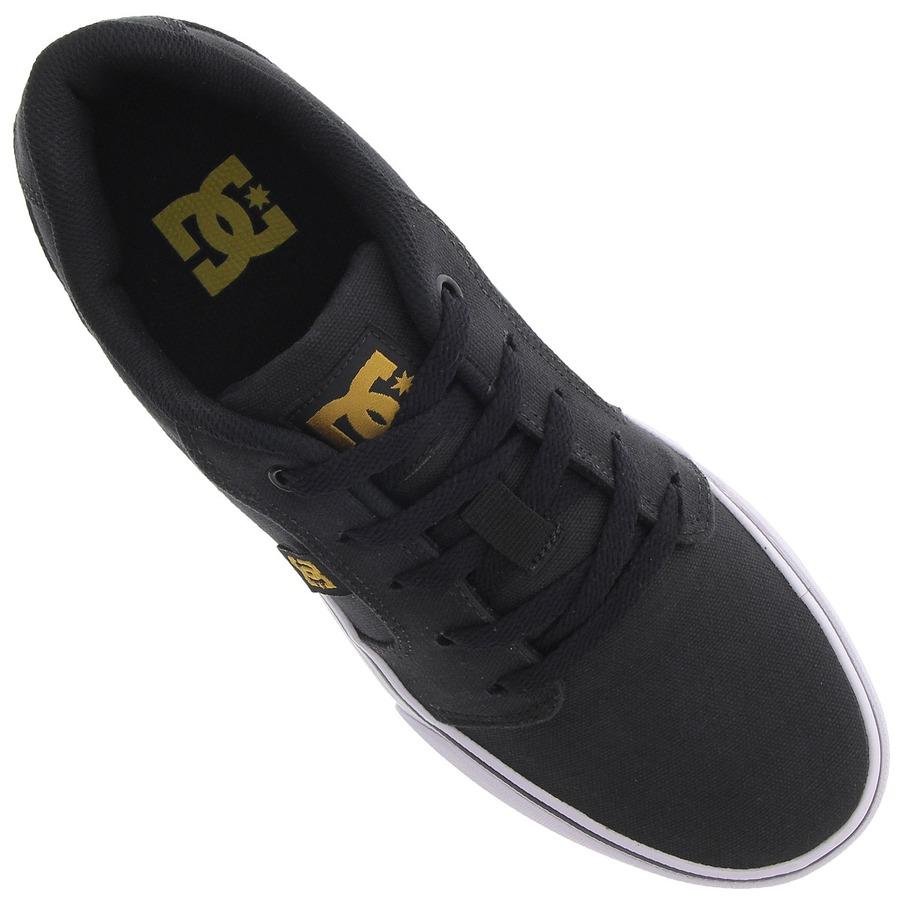 80cab329b9 Tênis DC Shoes Anvil LA TX - Masculino