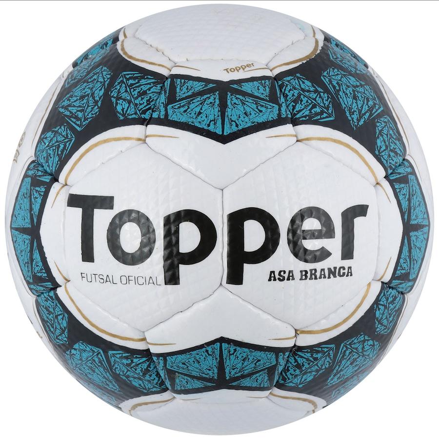 33fa9feba2bd9 Bola de Futsal Topper Asa Branca C C 2017