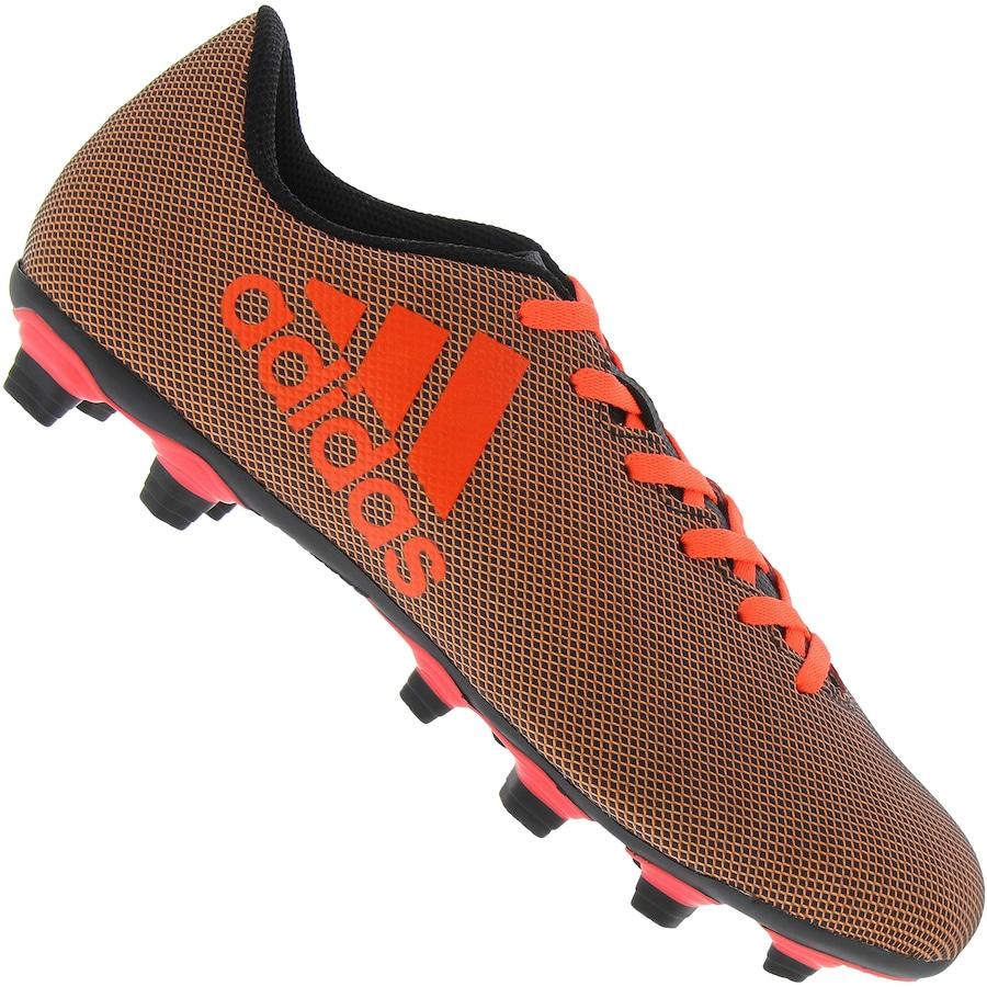 ... competitive price 3b3fd 9a26e Chuteira de Campo adidas X 17.4 FG -  Adulto ... c698cb10dff9c