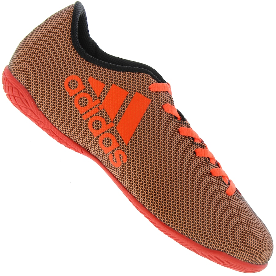 32b74c2b6a324 Chuteira Futsal adidas X 17.4 IN - Adulto