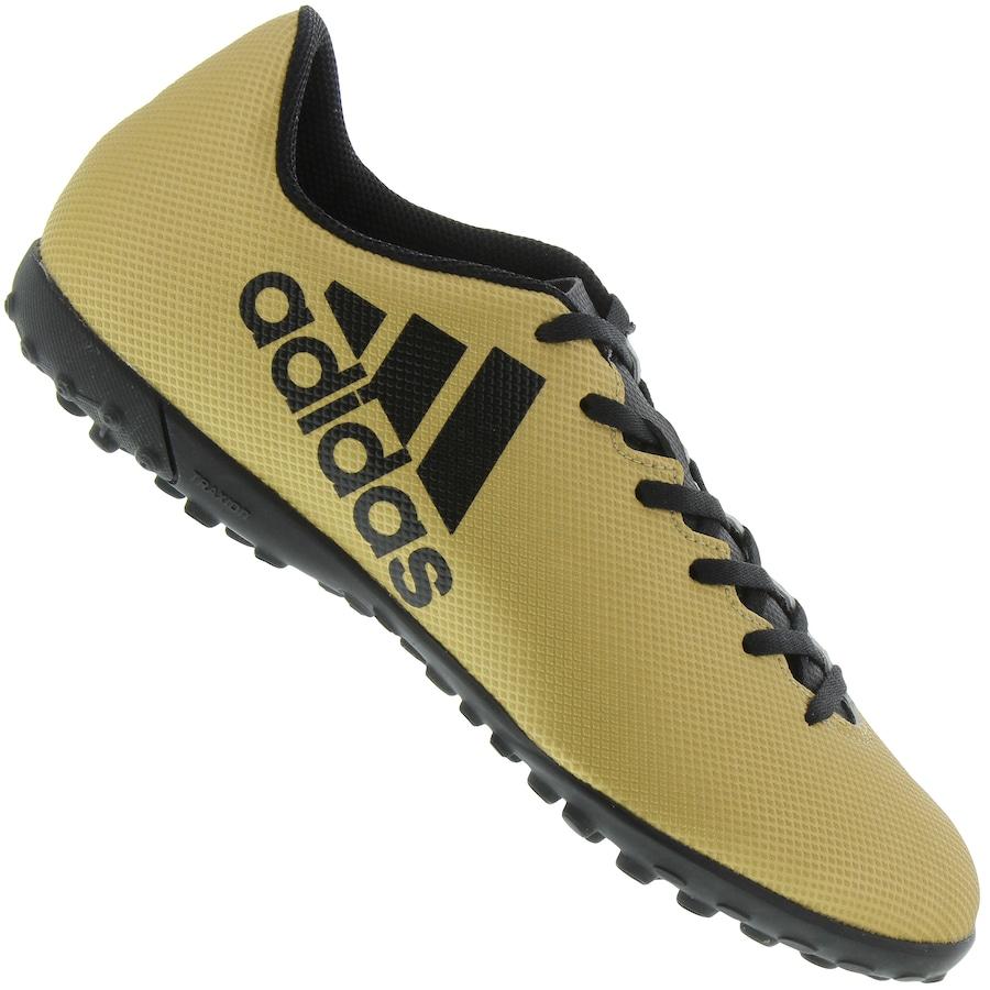 Chuteira Society adidas X 17.4 TF - Adulto 5733f5b3f03a1