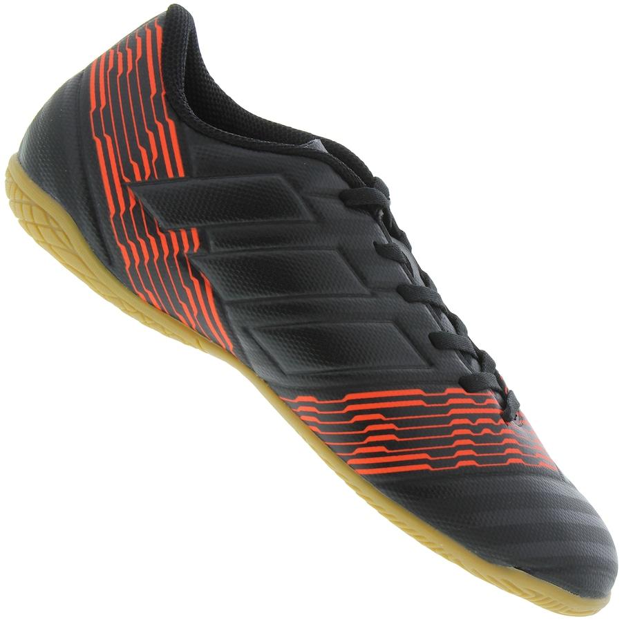 Chuteira Futsal adidas Nemeziz 17.4 IN - Adulto 2860502089adc