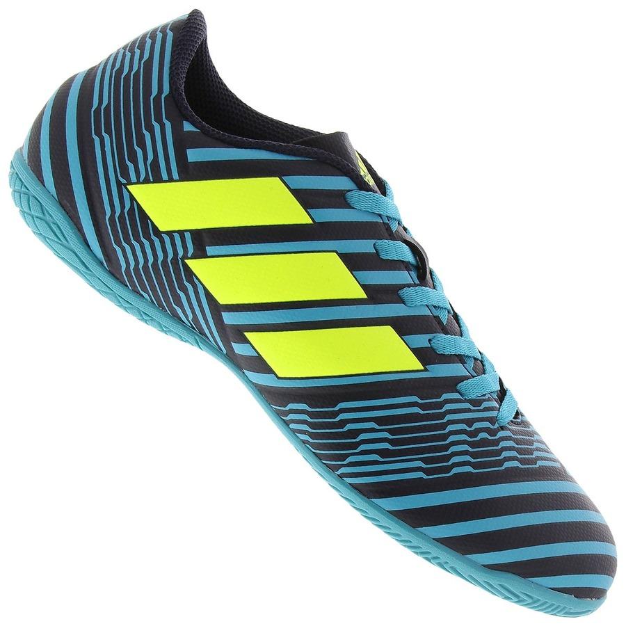 1c14c414b6 Chuteira Futsal adidas Nemeziz 17.4 IN - Adulto - Flamengo Loja