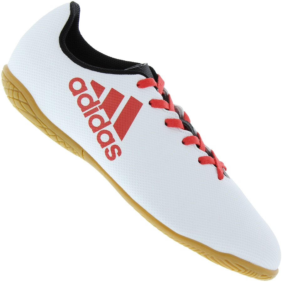 Chuteira Futsal adidas X 17.4 IN - Infantil 316958513b3f0