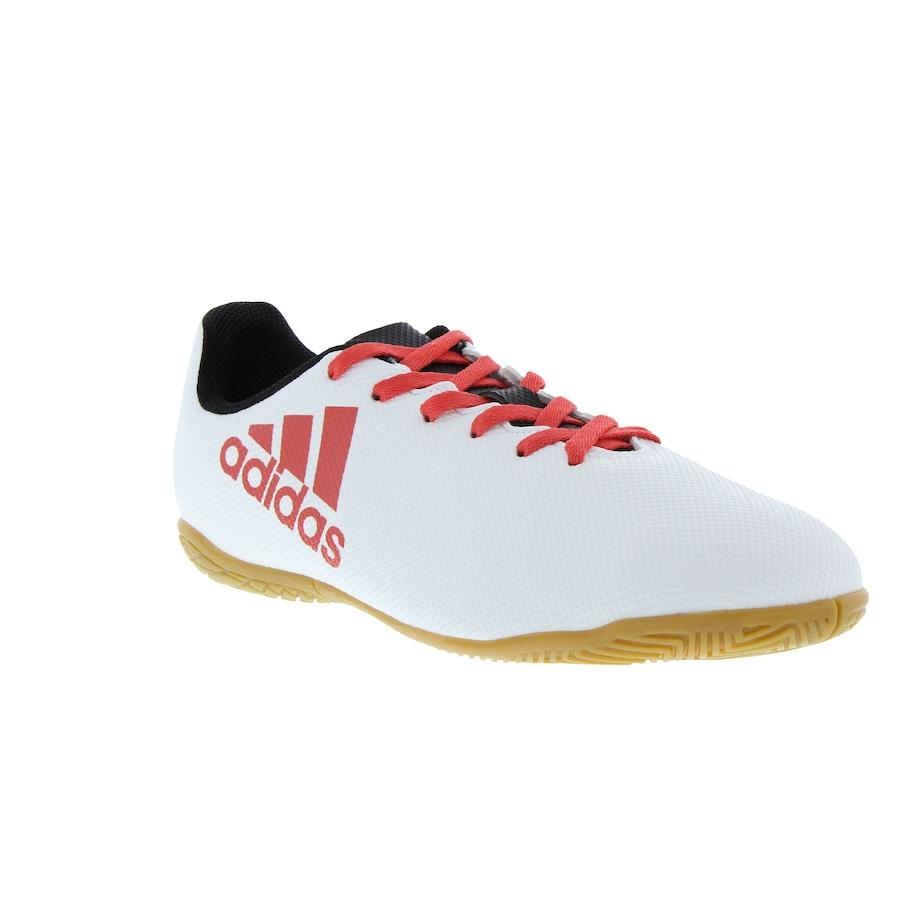 Chuteira Futsal adidas X 17.4 IN - Infantil 83ac16b92f127