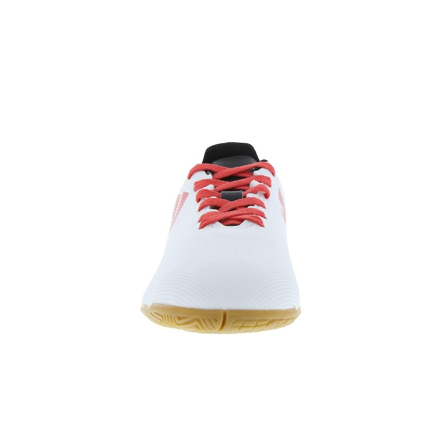 ca207fbb1d Chuteira Futsal adidas X 17.4 IN - Infantil