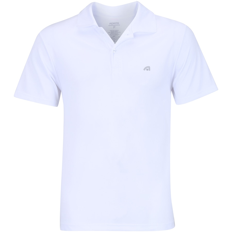 Camisa Polo Adams Bryan - Masculina fc3b04ed18417