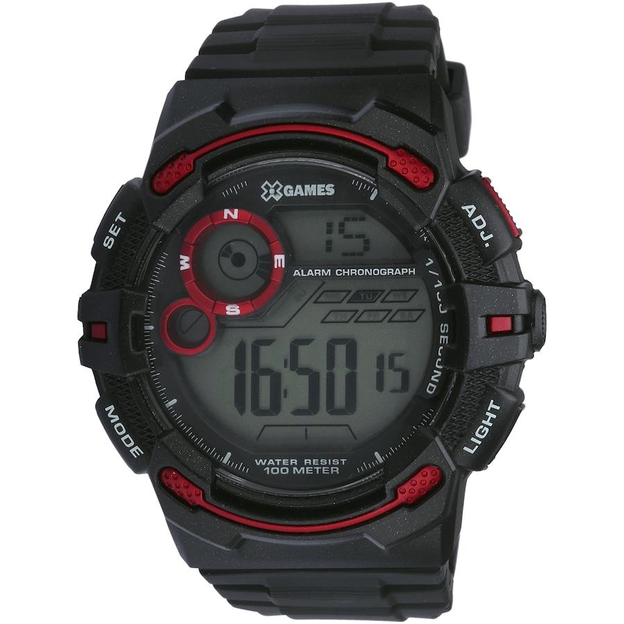 Relógio Digital X Games XMPPD458 - Masculino 2da3debb0e