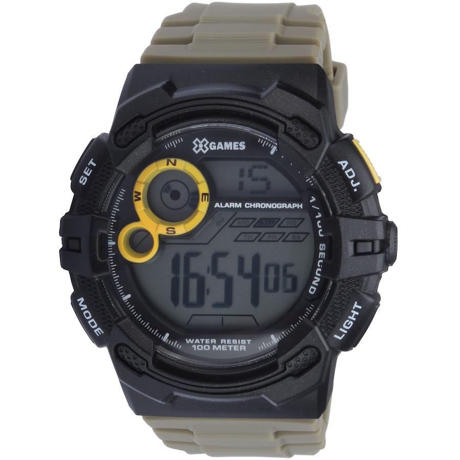 Relógio Digital X Games XMPPD461 - Masculino 271d01b950