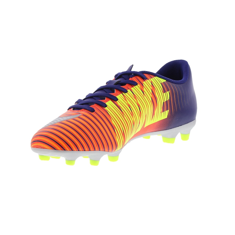 Chuteira de Campo Nike Mercurial Vortex III FG - Adulto 11426d85244e8