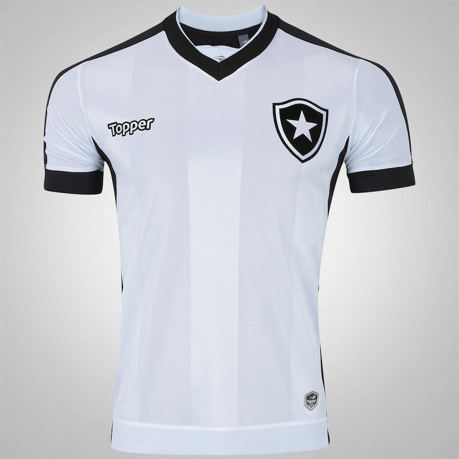 1fe47362d98 Camisa do Botafogo III 2017 Topper - Masculina