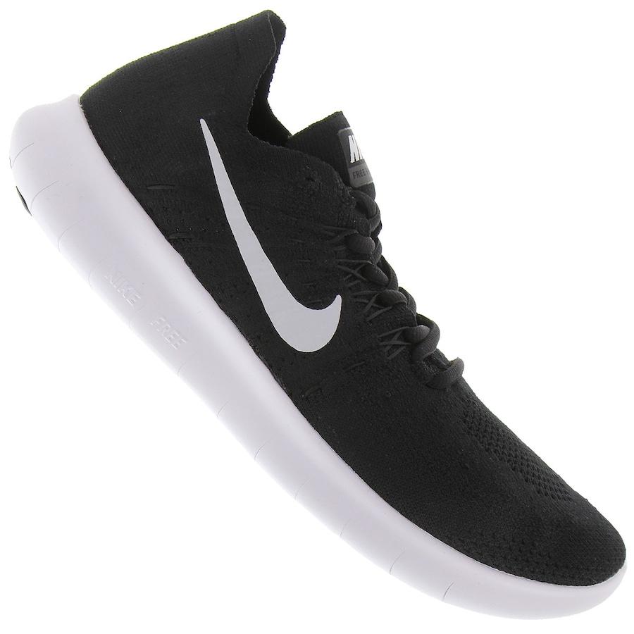 Nike Rn Libre Flyknit 2017 Corbeta Blanco Y Negro Navegar barato compra salida salida comercializable comprar barato exclusiva aclaramiento más reciente kMyIIGuj6h