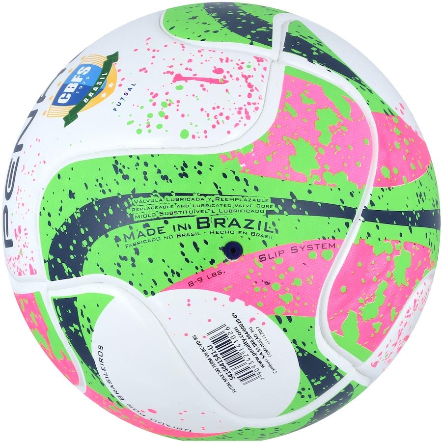 370370020ee7c Bola de Futsal Penalty Max 200 Termotec VII