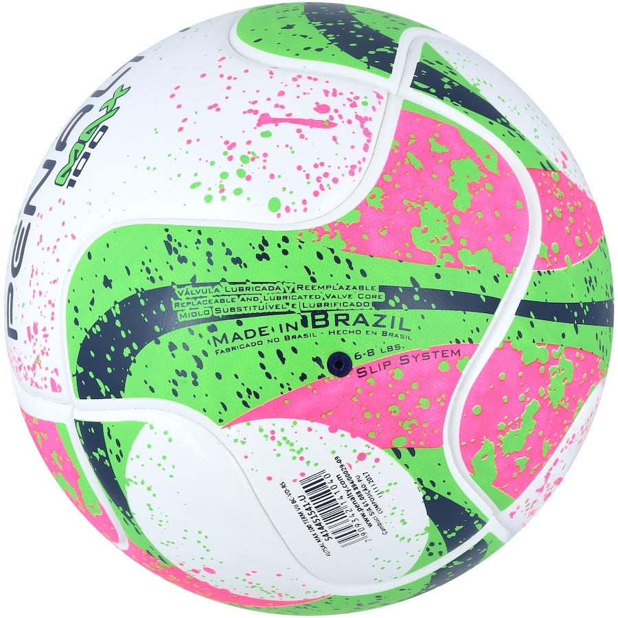 e2f607f931de9 Bola de Futsal Penalty Max 100 Termotec VII