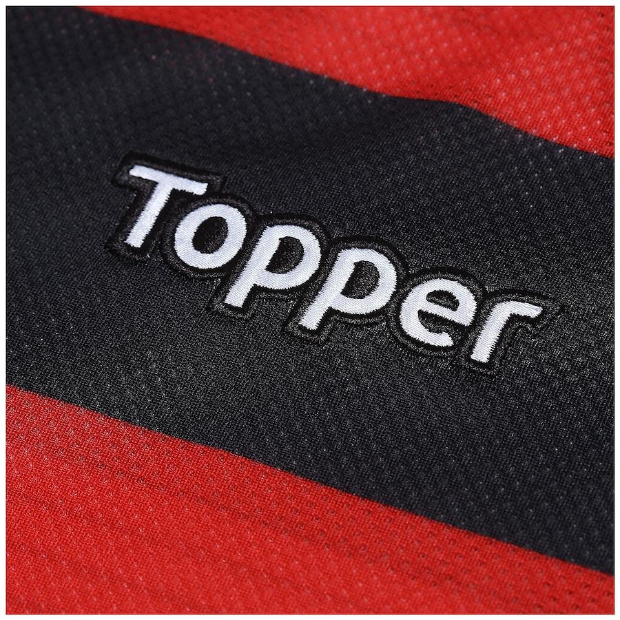 3f7be5fd57 Camisa do Vitória I 2017 Topper - Masculina