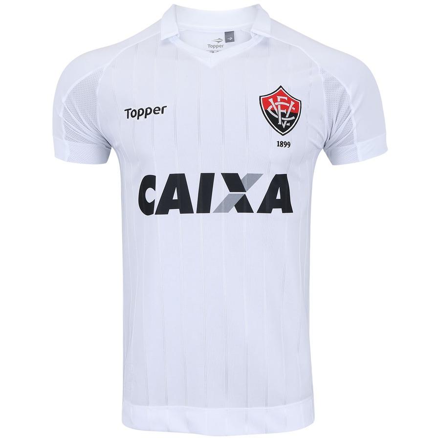 Camisa do Vitória II 2017 Topper - Masculina 89a431556b3ff