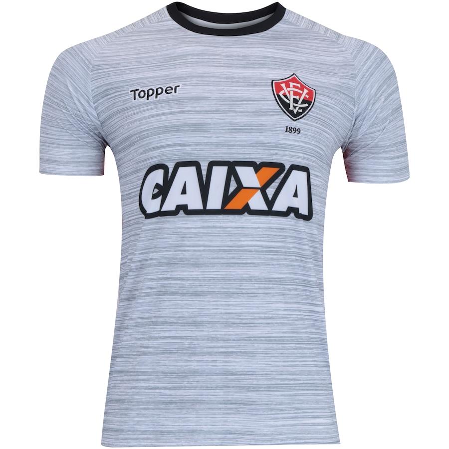 Camisa de Treino do Vitória 2017 Topper - Masculina d4514404c2aed