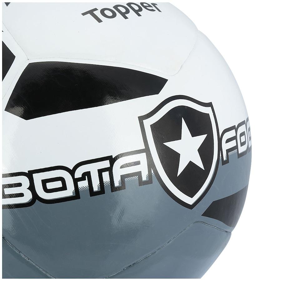 Bola de Futebol de Campo do Botafogo Topper 818b6902d3b93