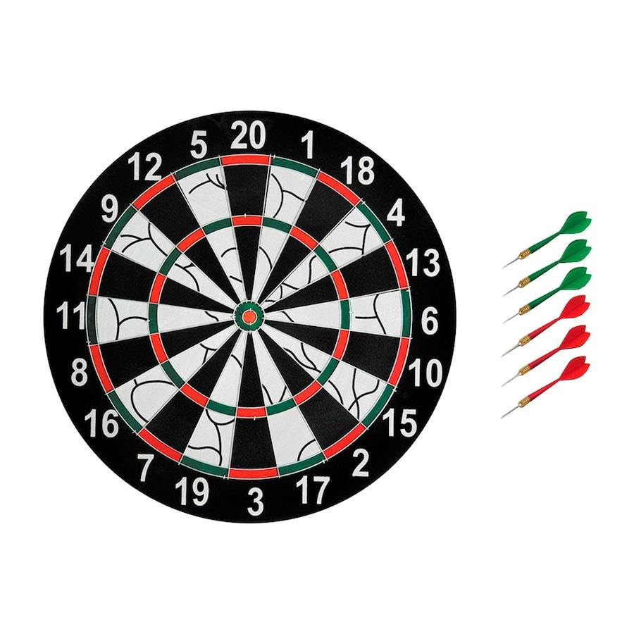 Jogo de Dardos Atrio Veludo com 6 Dardos