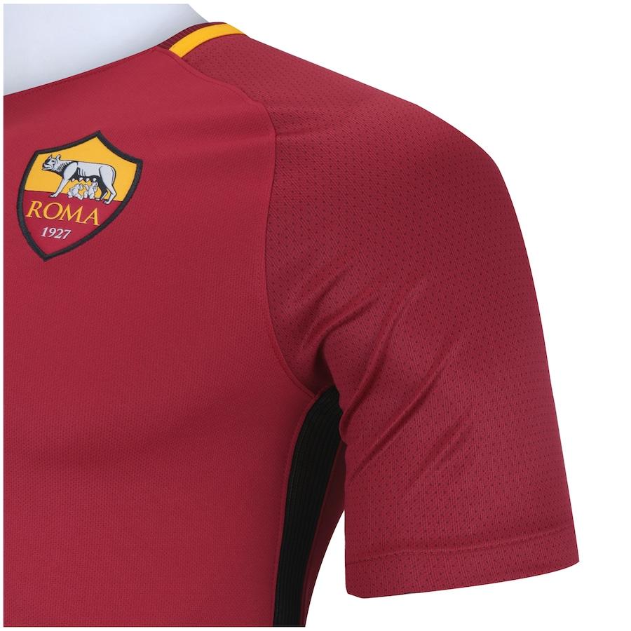 Camisa Roma I 17 18 Nike - Masculina f3e50fe445f2e