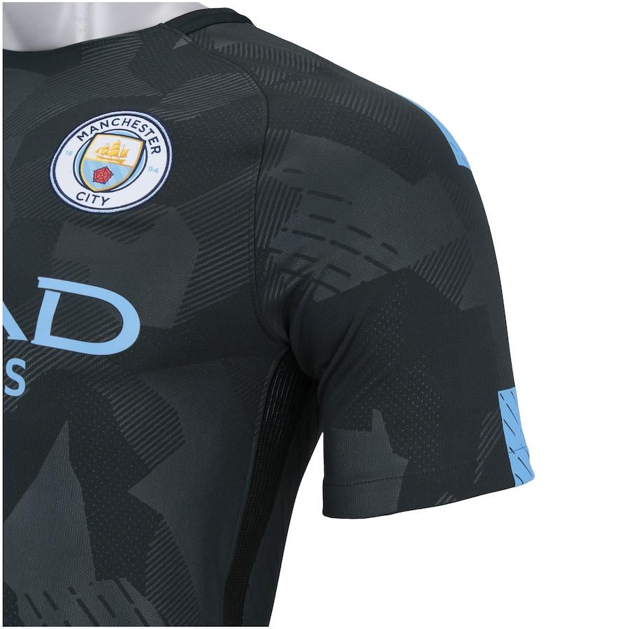 Camisa Manchester City III 17 18 Nike - Torcedor fee601f222a26