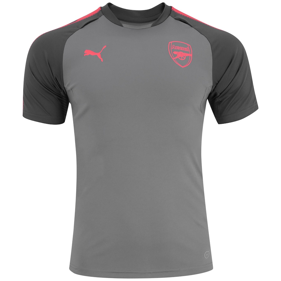 Camisa de Treino Arsenal 17 18 Puma - Masculina 8edd8a0fc211e
