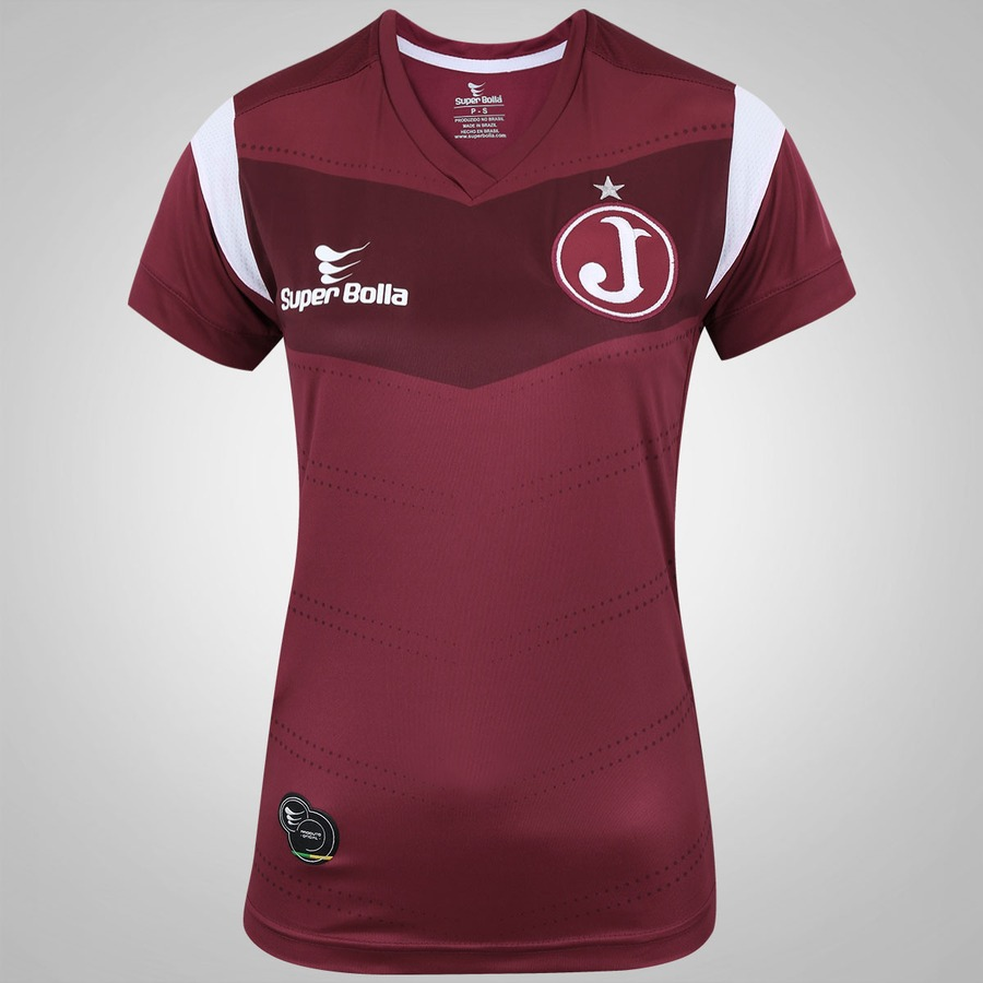 Camisa do Juventus-SP I 2017 nº 10 Super Bolla - Feminina b507c246bdc21