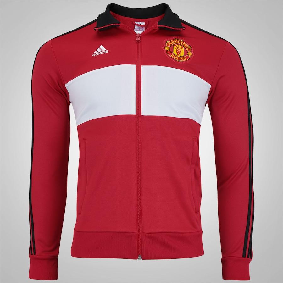 Jaqueta Manchester United 3S adidas - Masculina bcc45fcdb057e