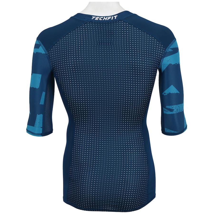 Camisa de Compressão adidas Techfit CI GX - Masculina 393f22b2174c8