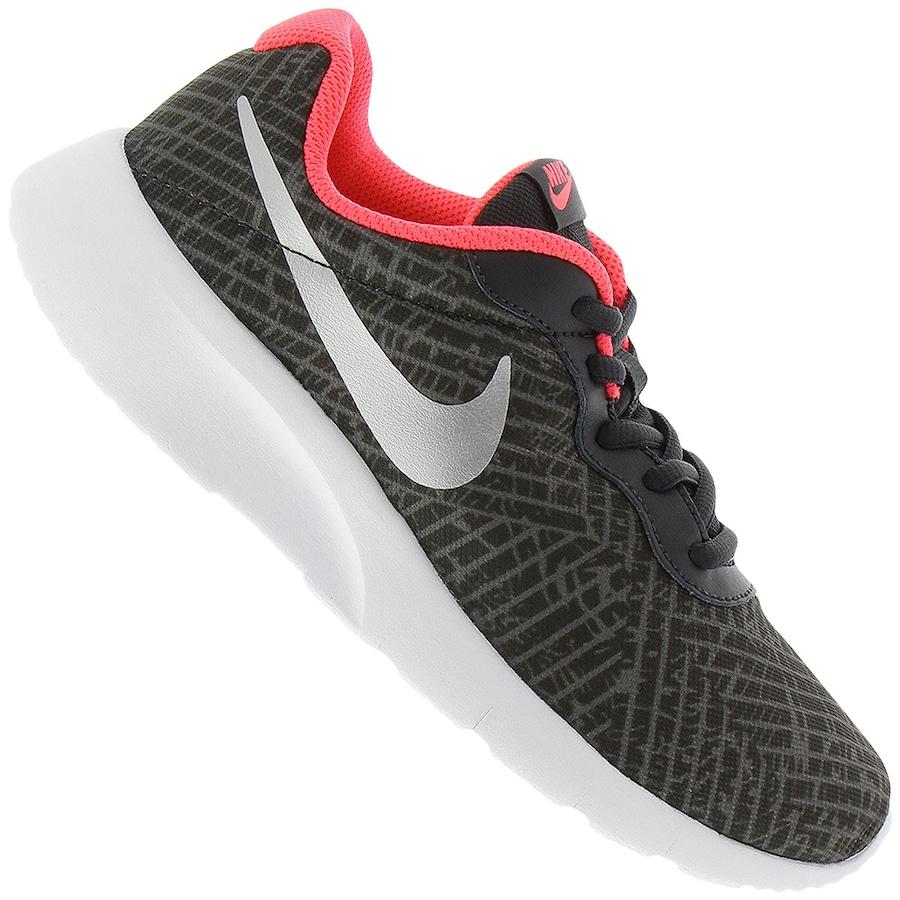 6f84c8b0447 Tênis Nike Tanjun Print GS Feminino - Infantil