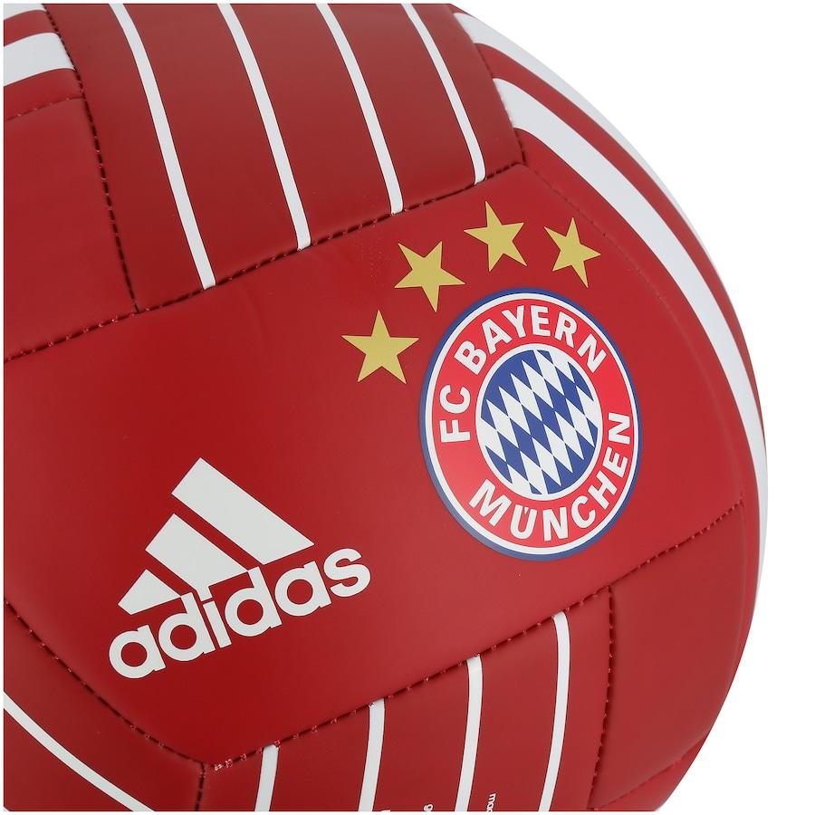 Bola de Futebol de Campo Bayern de Munique adidas f9ec1a7f12d42