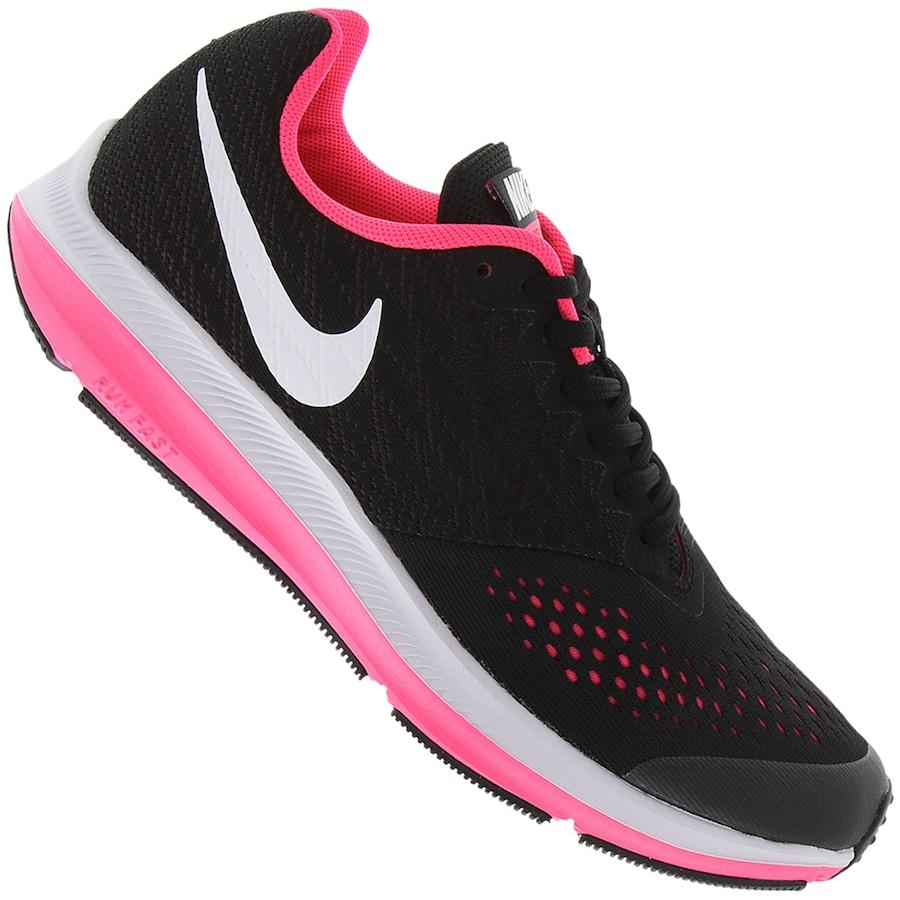 94cfd9a7f7 Tênis Nike Zoom Winflo 4 Feminino - Infantil