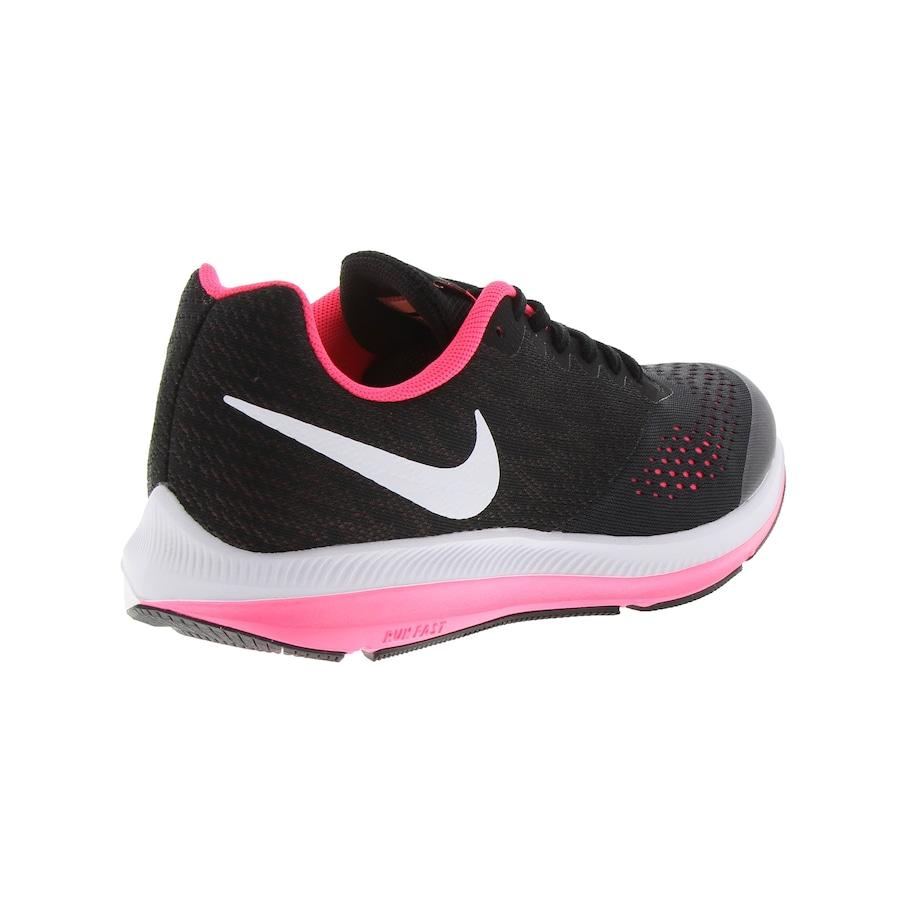 Tênis Nike Zoom Winflo 4 Feminino - Infantil 14c79b6d98d8e