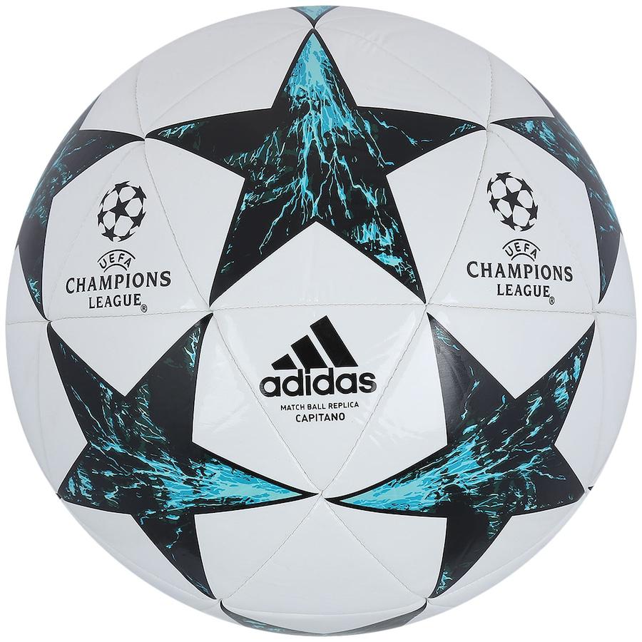 Bola de Futebol de Campo adidas Finale 17 Capitano 3a9793d7d9ee6
